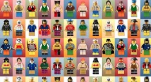 The Legion of Lego