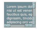 webkit scrollbars
